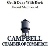 Get It Done With Doris - Campbell Chamber of Commerce Member