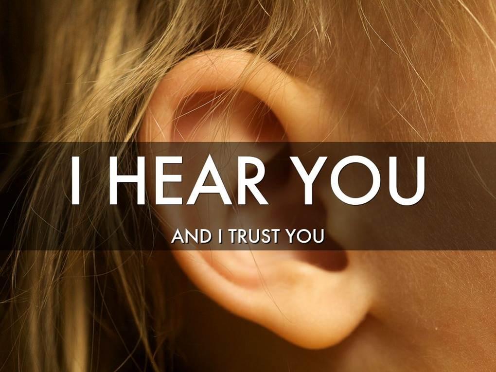 I Hear You - First Impressions